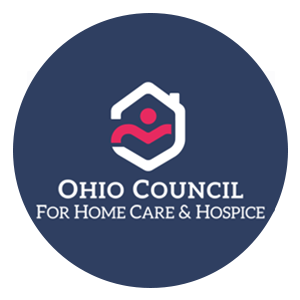 Simms Ohio Council for HomeCare & Hospice Approval